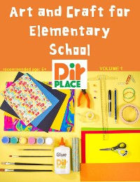 Cover Art and Craft for Elementary School