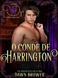 Cover O Conde de Harrington