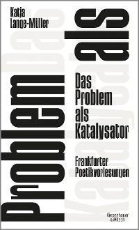 Cover Das Problem als Katalysator