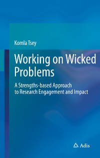 Cover Working on Wicked Problems