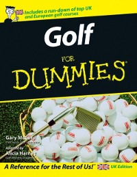 Cover Golf For Dummies