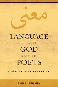 Cover Language between God and the Poets