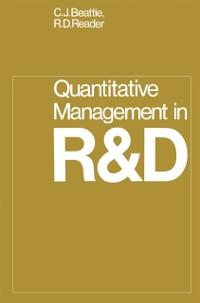 Cover Quantitative Management in R & D