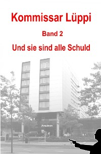 Cover Kommissar Lüppi - Band 2