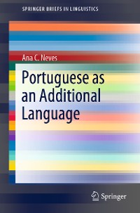 Cover Portuguese as an Additional Language