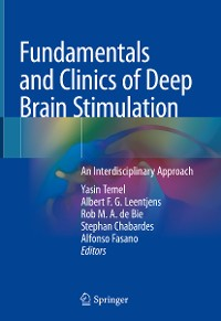 Cover Fundamentals and Clinics of Deep Brain Stimulation