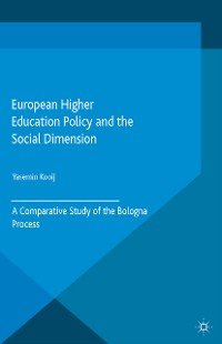 Cover European Higher Education Policy and the Social Dimension
