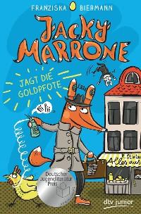 Cover Jacky Marrone jagt die Goldpfote
