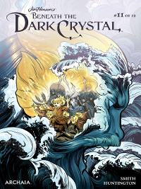 Cover Jim Henson's Beneath the Dark Crystal, Issue 11