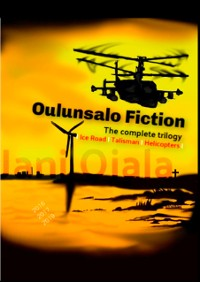 Cover Oulunsalo Fiction