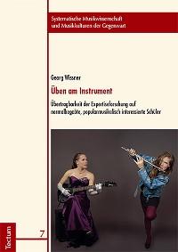Cover Üben am Instrument