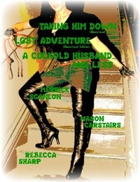 Cover Taking Him Down (Illustrated Edition) - Lgbt Adventure (Illustrated Edition) - A Cuckold Husband... and Less