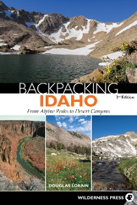 Cover Backpacking Idaho