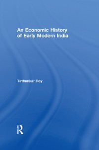 Cover Economic History of Early Modern India