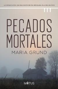 Cover Pecados mortales (versión latinoamericana)