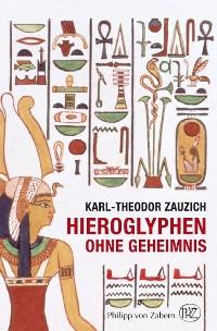 Cover Hieroglyphen ohne Geheimnis