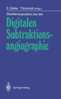 Cover Strahlenexposition bei der Digitalen Subtraktionsangiographie