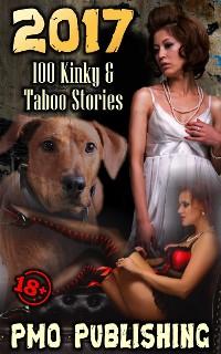Cover 2017 - 100 Kinky & Taboo Stories