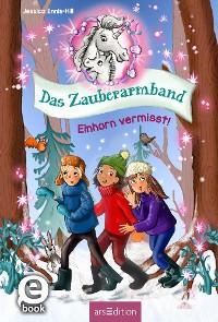 Cover Das Zauberarmband - Einhorn vermisst!