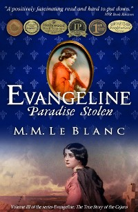 Cover EVANGELINE PARADISE STOLEN VOLUME III
