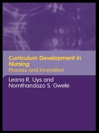 Cover Curriculum Development in Nursing