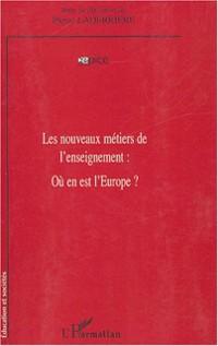 Cover Nouveaux metiers de l'enseignement: ou e