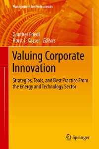 Cover Valuing Corporate Innovation