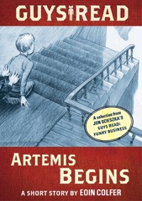 Cover Guys Read: Artemis Begins