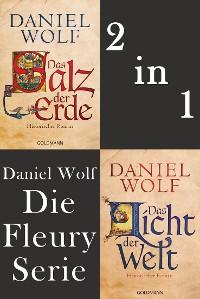 Cover Die Fleury Serie: Das Salz der Erde / Das Licht der Welt