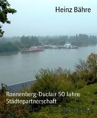 Cover Ronnenberg-Duclair 50 Jahre Städtepartnerschaft