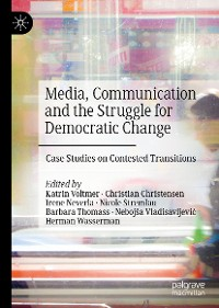 Cover Media, Communication and the Struggle for Democratic Change