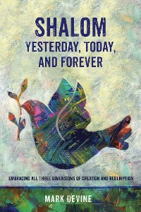 Cover Shalom Yesterday, Today, and Forever