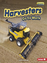 Cover Harvesters Go to Work