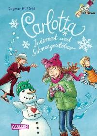 Cover Carlotta: Carlotta - Internat und Schneegestöber