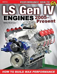 Cover LS Gen IV Engines 2005 - Present