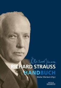 Cover Richard Strauss-Handbuch