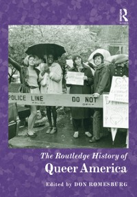 Cover Routledge History of Queer America