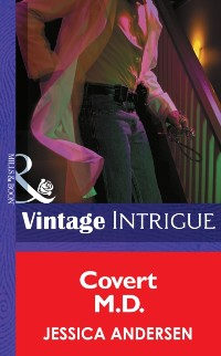 Cover Covert M.D. (Mills & Boon Intrigue)