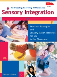 Cover Sensory Integration, Grades PK - 2