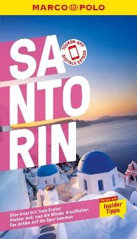 Cover MARCO POLO Reiseführer Santorin