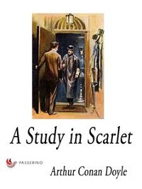 Cover A Study in Scarlet