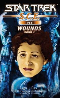 Cover Star Trek: Wounds, Book 1