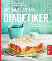 Cover Das Backbuch für Diabetiker