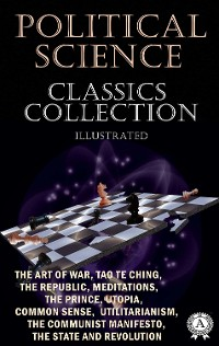 Cover Political Science. Classics Collection (Illustrated)