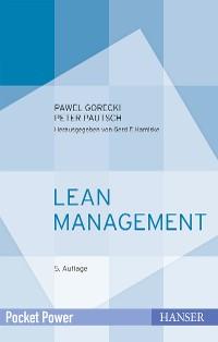 Cover Lean Management
