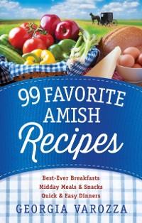 Cover 99 Favorite Amish Recipes