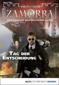 Cover Professor Zamorra - Folge 1053