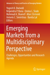 Cover Emerging Markets from a Multidisciplinary Perspective