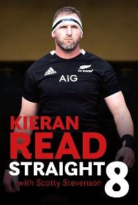 Cover Kieran Read - Straight 8