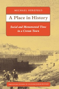 Cover A Place in History
